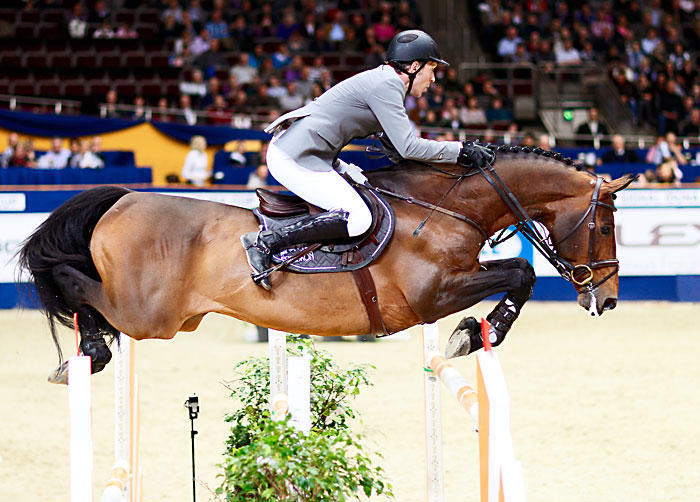 12 07 D0659 Ludger Beerbaum Chaman Kwpn Jumping